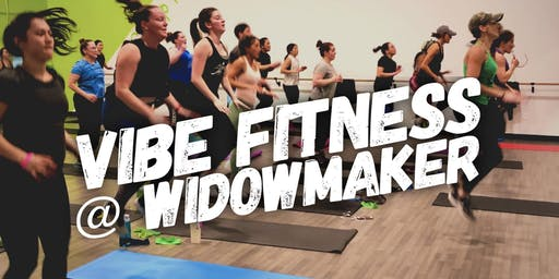 ViBE Fitness at Widowmaker Brewing