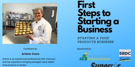 First Steps to Starting a Food Production Business (in Douglas County, WI) tickets