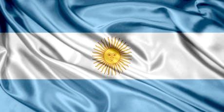 Transición Política: Argentina  tickets