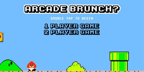ARCADE BRUNCH NYC tickets