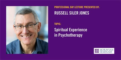 Professional Day Lecture Presented By Russell Siler Jones