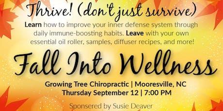 Fall Into Wellness tickets