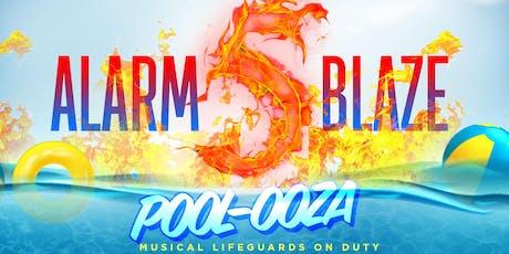 5 Alarm Blaze POOL-OOZA w/ Private Ryan & #GQevent  tickets