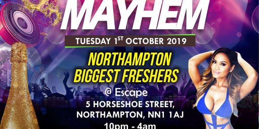 Mayhem Northampton