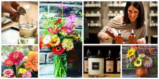 Fall Florals & Fragrances