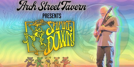 Shakedown at Arch Street Tavern tickets