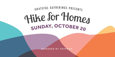 Grateful Gatherings Hike for Homes tickets