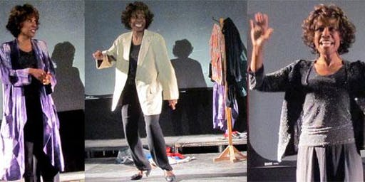 """I Am Domestic Violence"" - A performance by Wambui Bahati"
