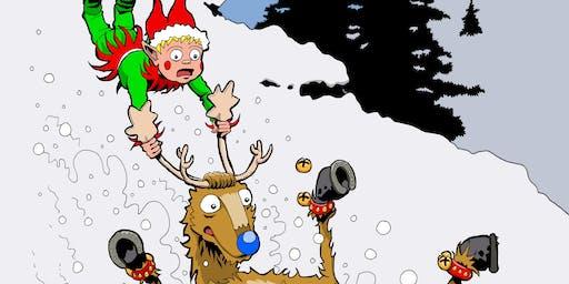 Spectacle « Le traîneau du Père Noël »