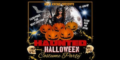 Hed's Krewe Haunted Halloween Costume Party
