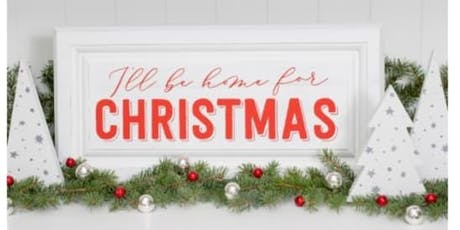 Chalk Couture Holiday Keepsake tickets