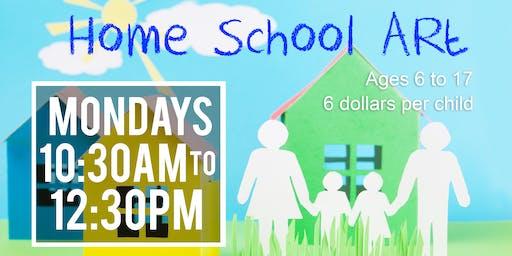 Home School Art