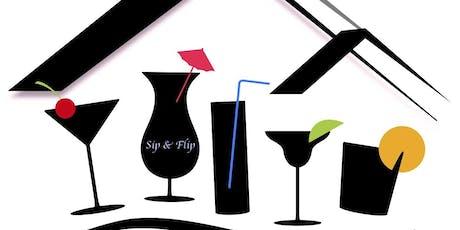 Sip & Flip Atlanta  tickets