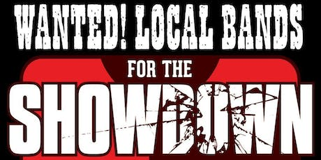 Showdown at The Shakedown - Final Round! tickets