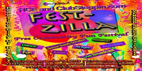 Fest-Zilla tickets