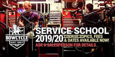 2019/20 Bow Cycle Basic Maintenance Course