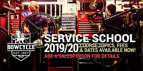 2019/20 Bow Cycle Basic Maintenance Course tickets