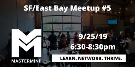 SF/East Bay Home Service Professional Networking Meetup  #5 tickets