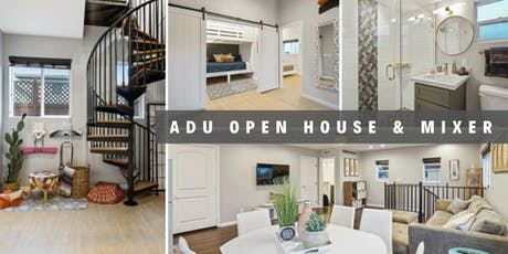 ADU Open House & Mixer tickets