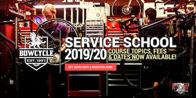 2019/20 Bow Cycle Complete Overhaul Course