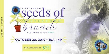 The Seeds of Sisterhood Fundraising Brunch tickets