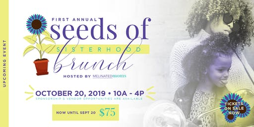 The Seeds of Sisterhood Fundraising Brunch