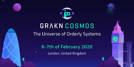 Grakn Cosmos 2020 tickets
