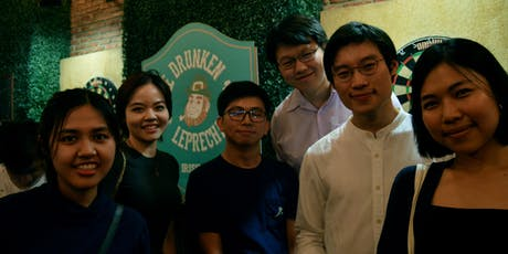 UX Happy Hour Bangkok - Sept 2019 tickets