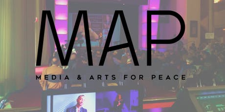 Media and Arts for Peace (MAP) Crowdfunding Launch Party tickets