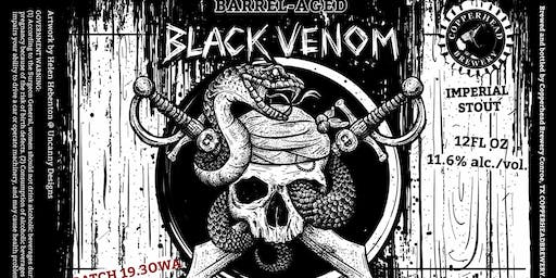 Barrel Aged Black Venom (Weller Antique)
