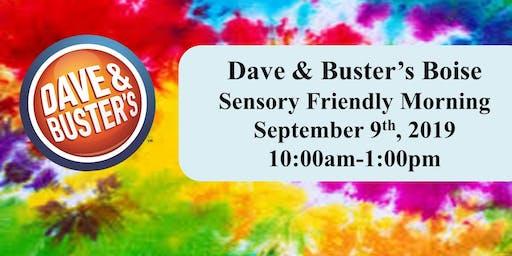 D&B Boise Sensory Morning - September 9, 2019