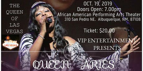 QUEEN ARIES Tributes The Women of Soul tickets