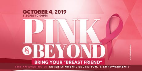 Pink and Beyond Gala - Bring Your Breast Friend tickets