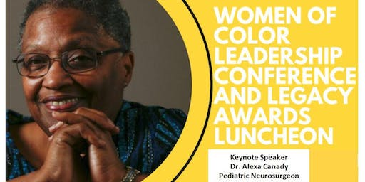 Women of Color in Leadership Conference