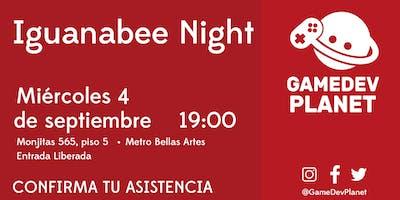 GameDev Planet Iguanabee Night