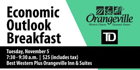2019 Economic Outlook Breakfast tickets