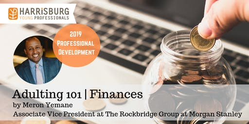 Professional Development: Adulting 101 | Finances