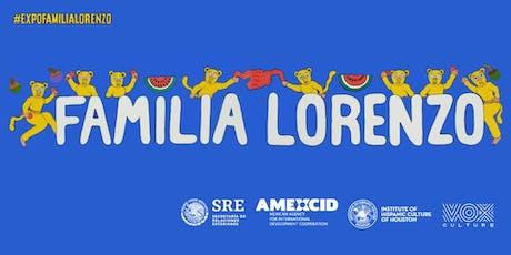 Familia Lorenzo Folk Art from Guerrero, Mexico tickets