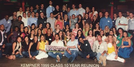 Kempner High School 20-Year Reunion tickets