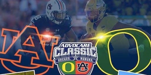 AdvoCare Classic: Auburn Vs. Oregon Watch Party & Day Party