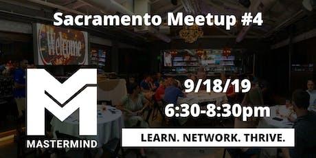 Sacramento Home Service Professional Networking Meetup  #4 tickets