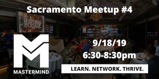 Sacramento Home Service Professional Networking Meetup  #4