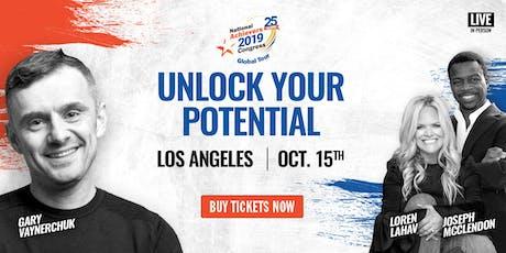 National Achievers Congress Los Angeles 2019 - Gary Vaynerchuk tickets