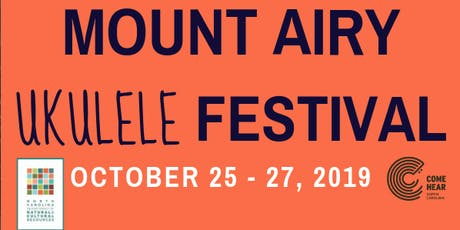 Mount Airy Ukulele Festival tickets
