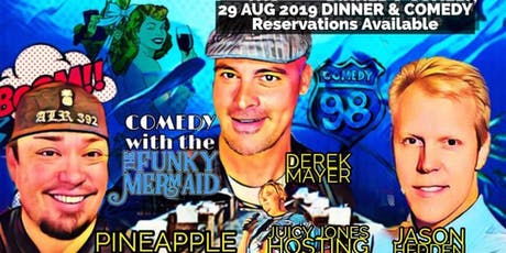 Comedy Dinner and Show tickets