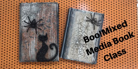Save the Books! Halloween Workshop tickets