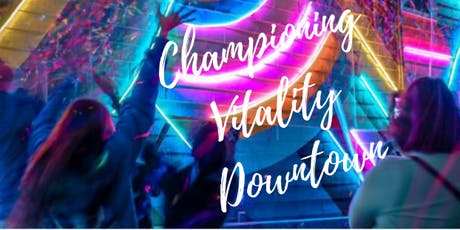 Championing Vitality in Downtown Dartmouth Sept 18 tickets