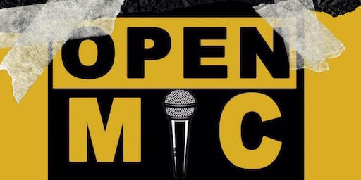 OPEN MIC & BITE: POWERED BY TAHLIA SPEAKS MEDIA
