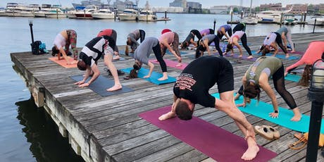 Yoga Happy Hour at Pitango tickets