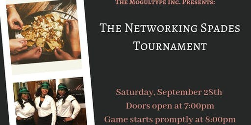 The Networking Spades Tournament